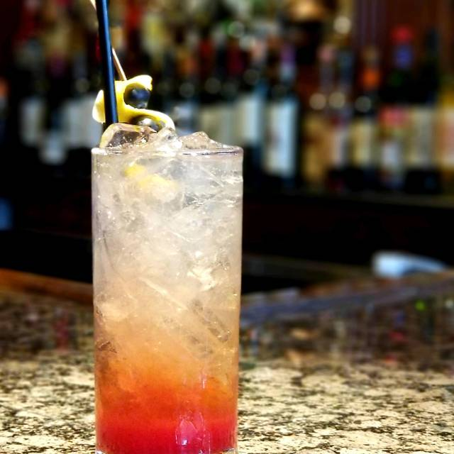 Fizz Drink - Elevation Tavern and Grill, Banner Elk, NC