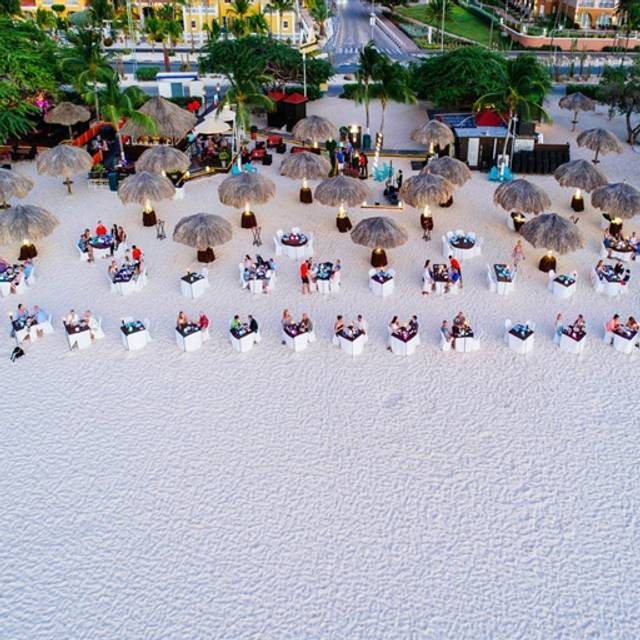 Passions on the Beach, Eagle Beach, Oranjestad