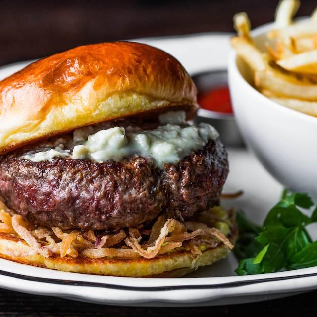 Prime Burger - Oyster Bah, Chicago, IL