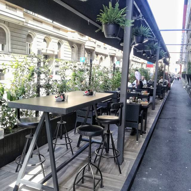 Time Restaurant and Bar, Zagreb, Zagreb