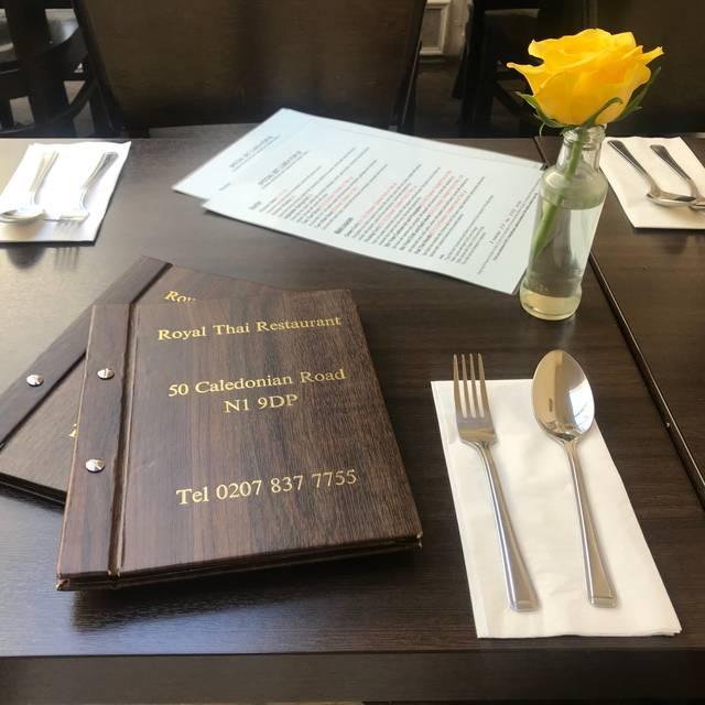 Royal Thai Restaurant, London