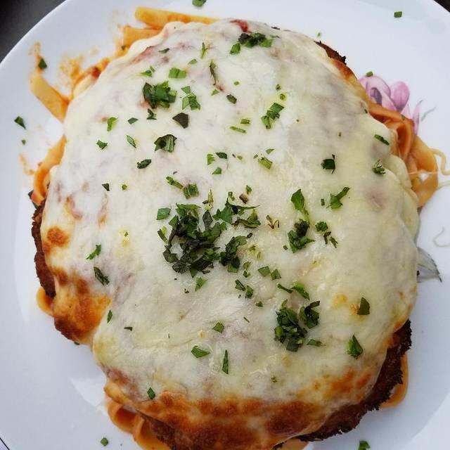 Grassona's Italian, Brookline, MA