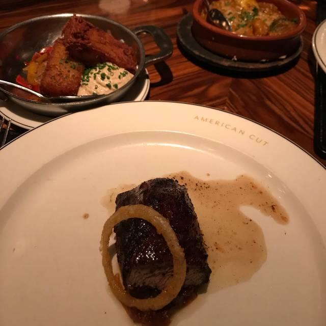 American Cut Steakhouse, New York, NY