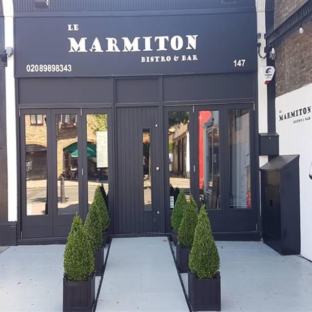 Le Marmiton, London
