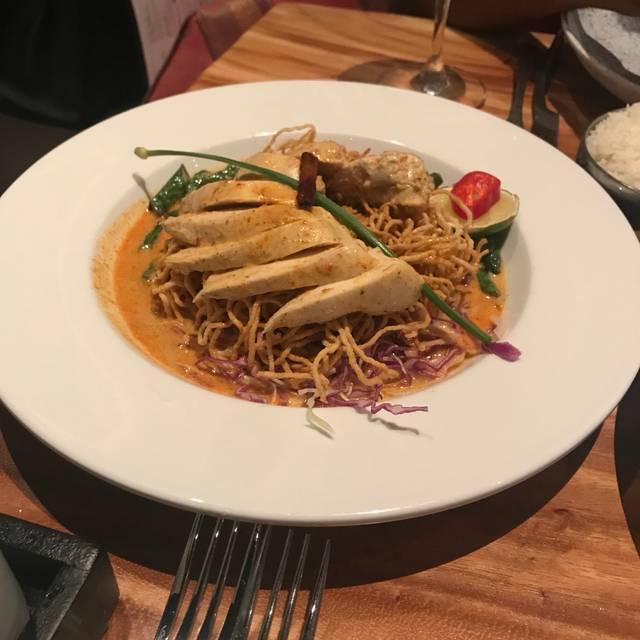 Chai Yo Modern Thai, Atlanta, GA