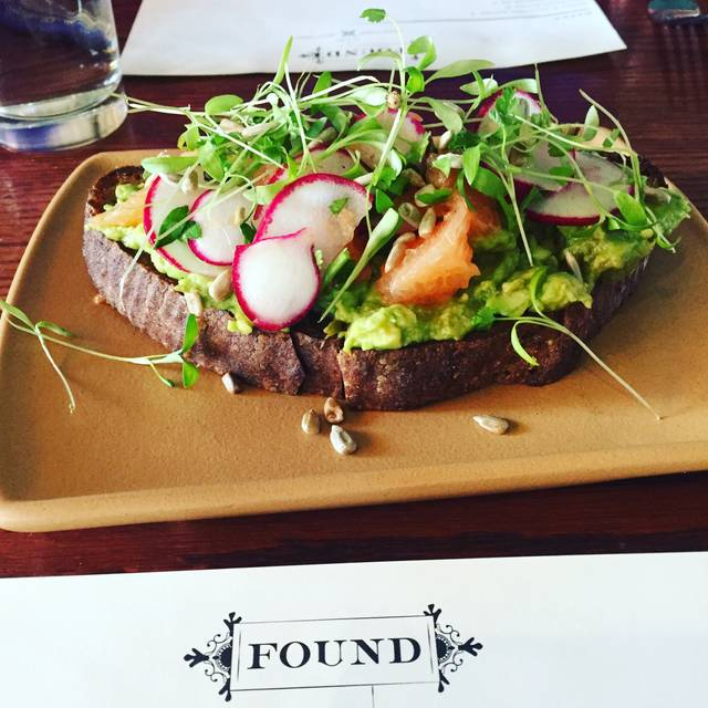Found Kitchen and Social House, Evanston, IL