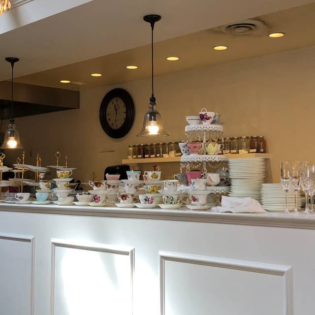 Neverland Tea Salon, Vancouver, BC