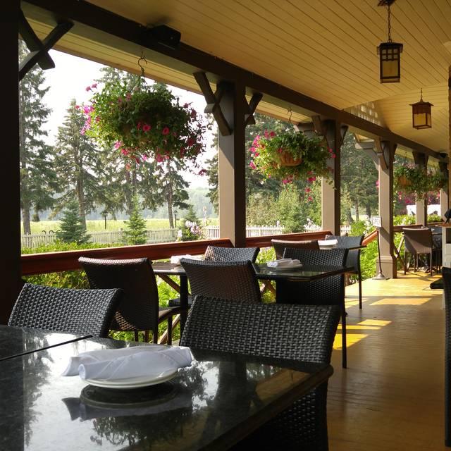 Bow Valley Ranche Restaurant, Calgary, AB