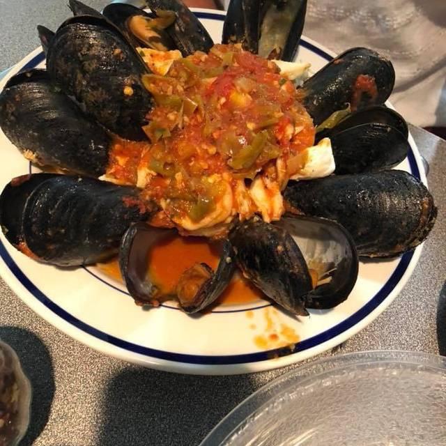Anastasi Seafood Restaurant Philadelphia Pa