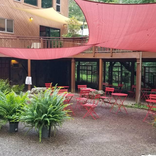 Tree Tops Restaurant, Acme, PA