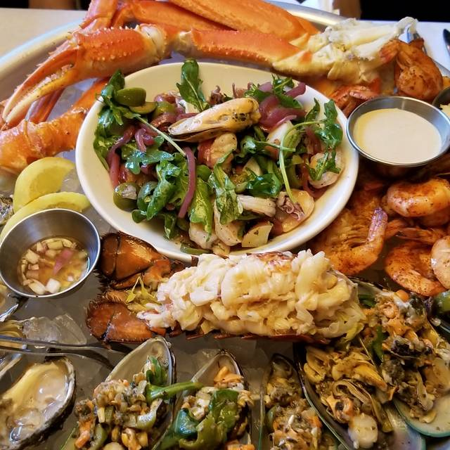 Jax Fish House & Oyster Bar - Kansas City, Kansas City, MO