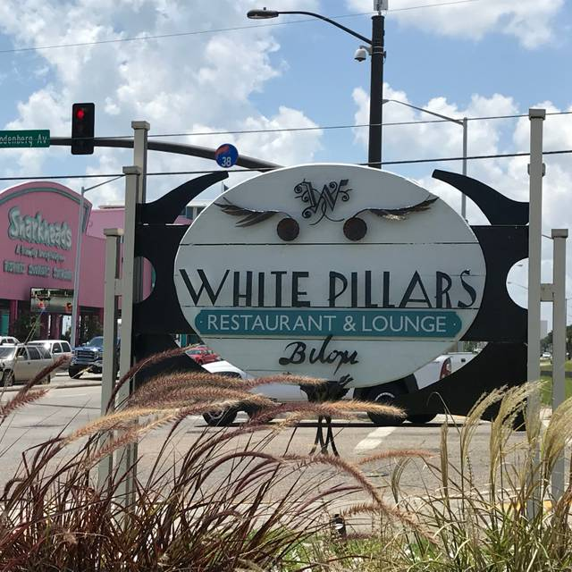 White Pillars, Biloxi, MS