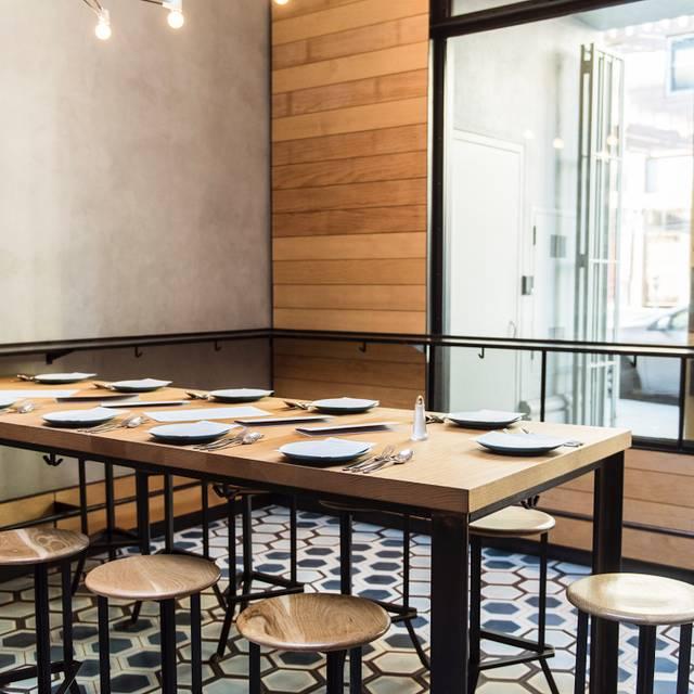 Attrayant Ohana Table   Ohana Table Within Liholiho Yacht Club, San Francisco, CA