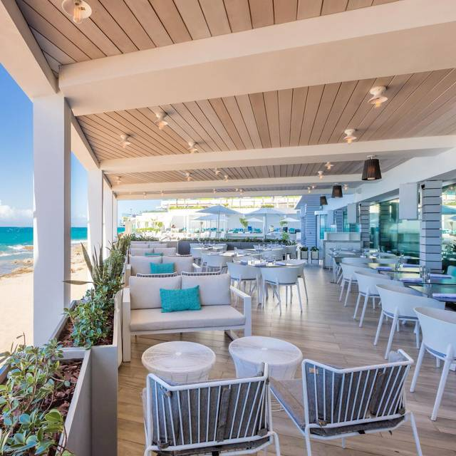 aMare at Serafina Beach Hotel, San Juan, PR