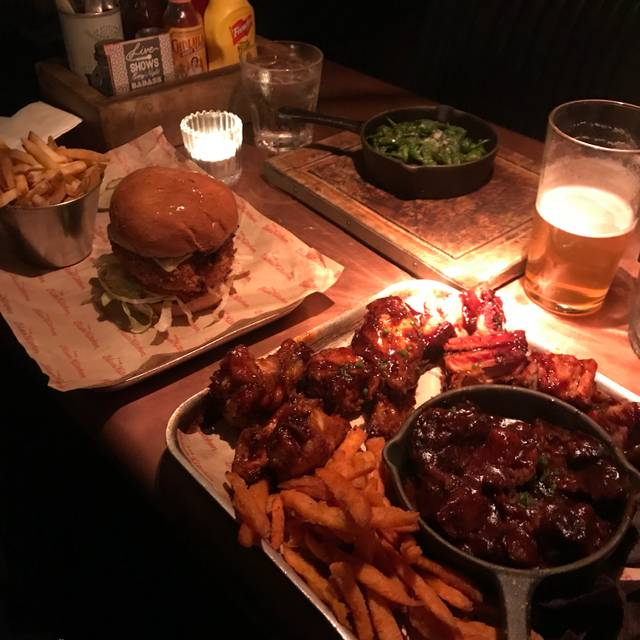 The Blues Kitchen - Shoreditch, London