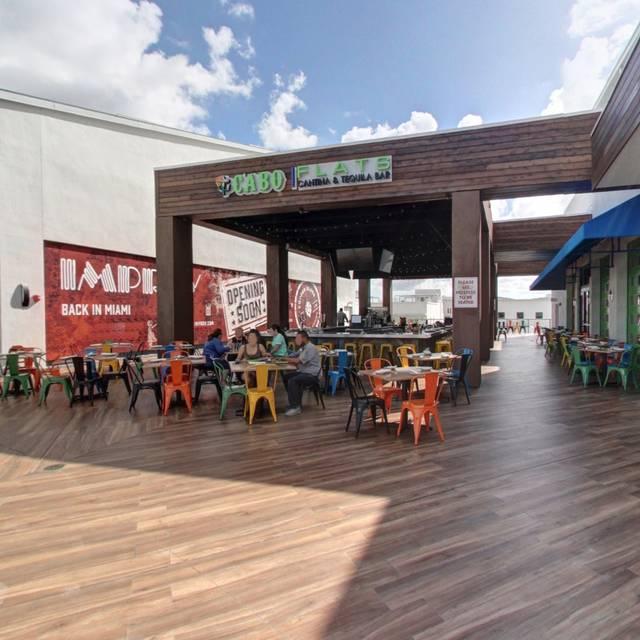Cabo Flats Cityplace Doral Restaurant Doral Fl Opentable