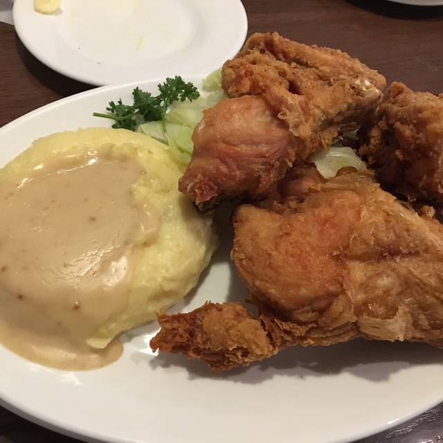 Mrs. Knott's Chicken Dinner, Buena Park, CA