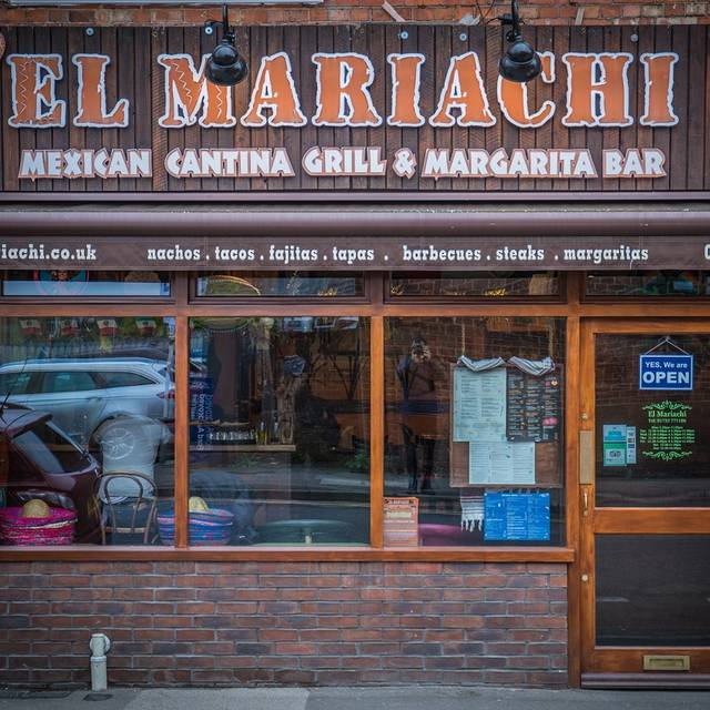El Mariachi Mexican Cantina & Margarita Cocktail Bar, Tonbridge, Kent