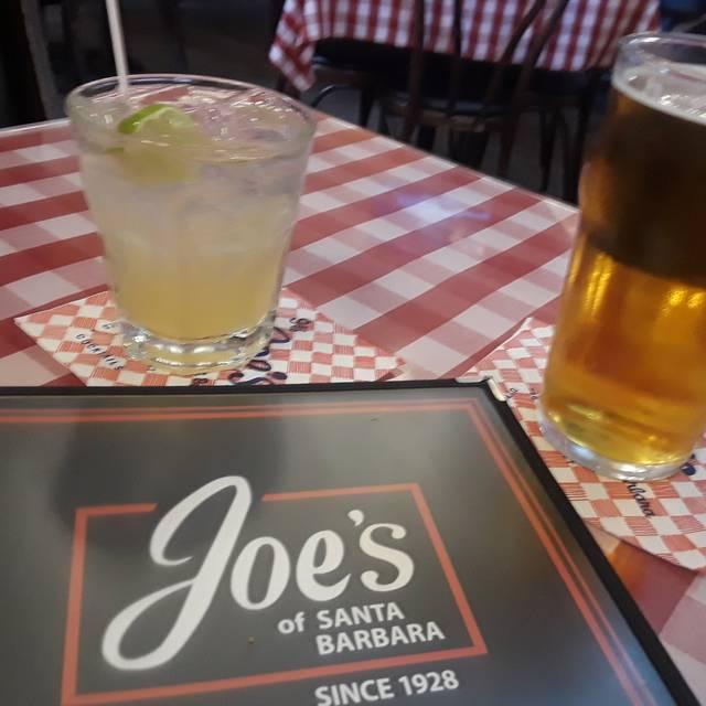 Joe's Cafe, Santa Barbara, CA