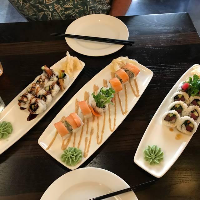 Dragonfish Asian Cafe, Seattle, WA
