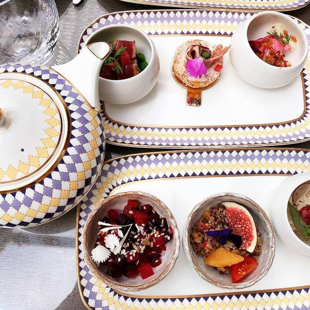 Afternoon Tea at The Berkeley Hotel, London