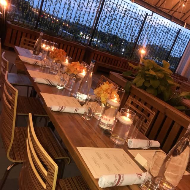 City Winery DC Barrel Room Restaurant & Wine Bar, Washington, DC
