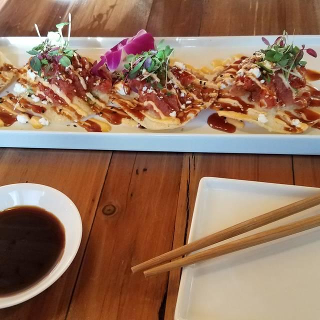 Sandfish Sushi & Whiskey, Palm Springs, CA