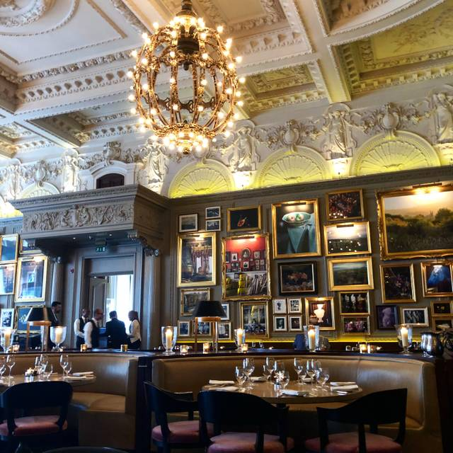 Berners Tavern, London