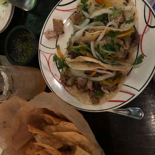 Virgil's Original Taqueria, Raleigh, NC