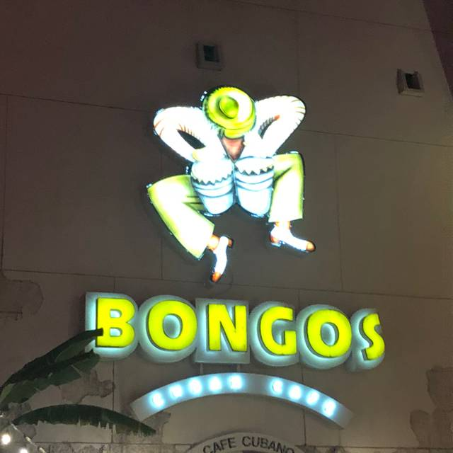 Bongos Cuban Cafe Orlando, Lake Buena Vista, FL