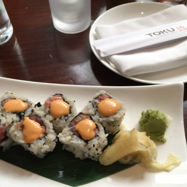 Toku Modern Asian, Manhasset, NY