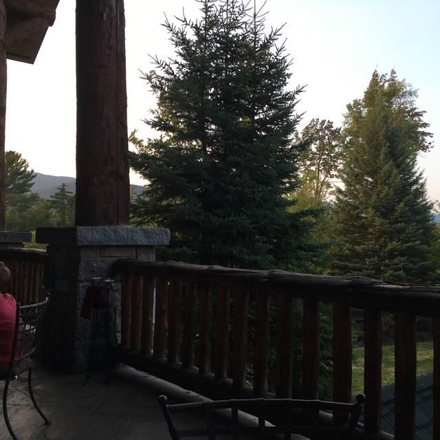 Kanu @ The Whiteface Lodge, Lake Placid, NY
