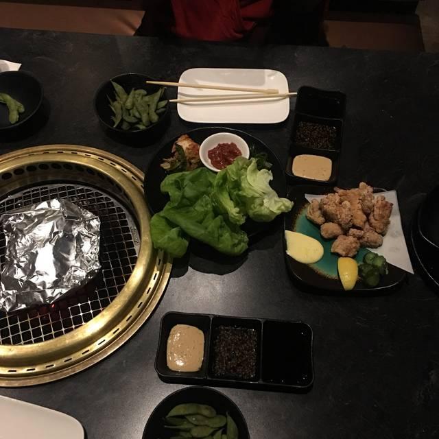 Niwa Japanese BBQ, Dallas, TX
