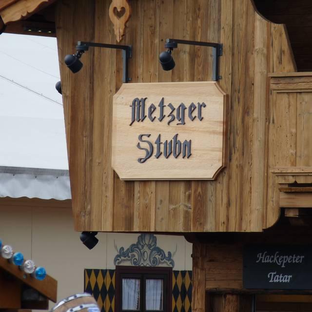 Wiesn  -profile - Vinzenzmurr: Metzger Stubn, München, BY