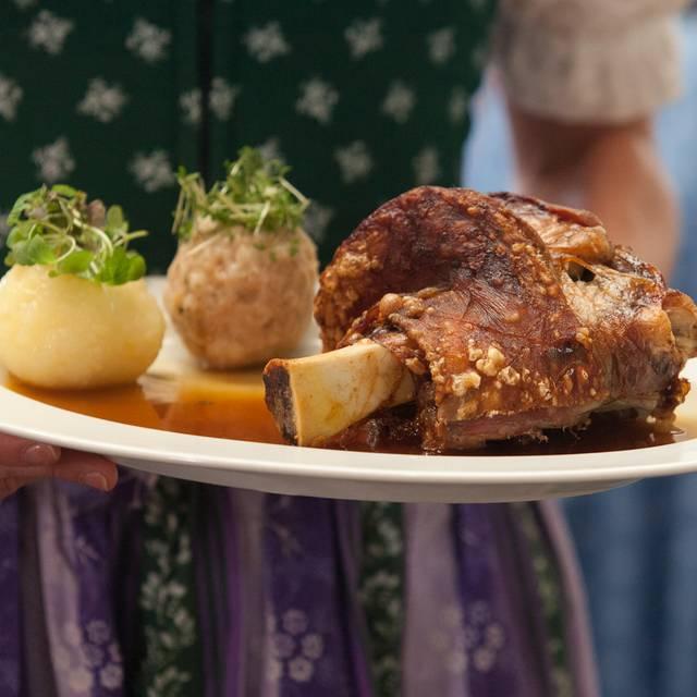 Glöckle Wirt - Essen  - Schweinshaxn - Glöckle Wirt, München, BY