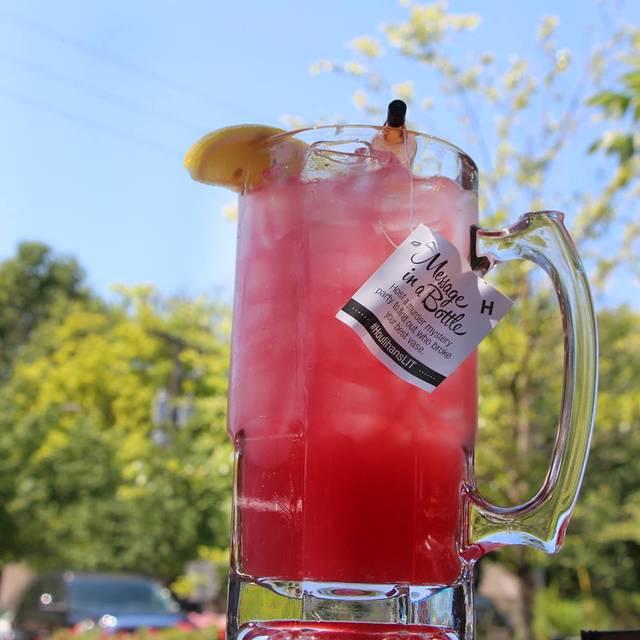 Long Island Iced Tea - Houlihan's - Fairway, Fairway, KS