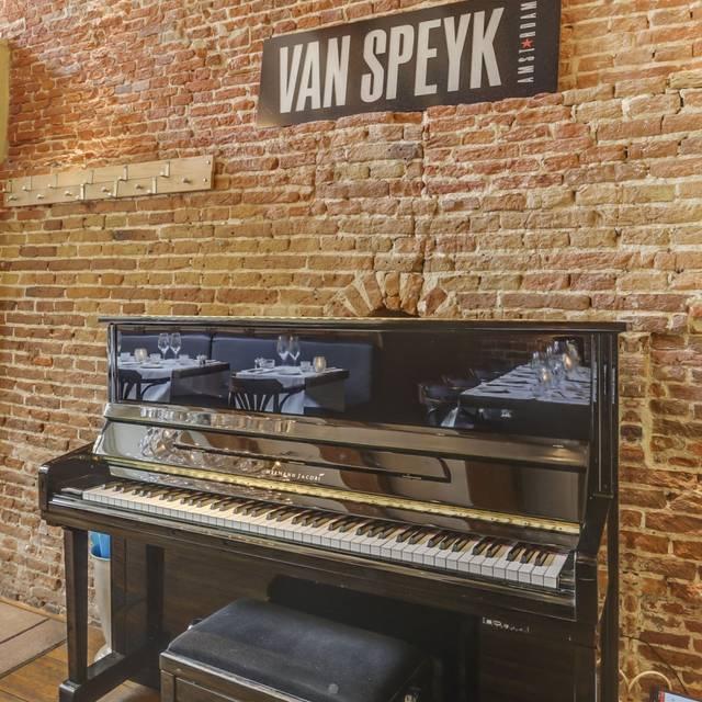 Van Speyk, Amsterdam, Noord-Holland