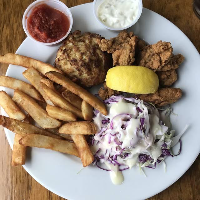 The Island House Restaurant, Wachapreague, VA