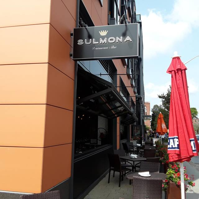 Sulmona Restaurant | Bar, Cambridge, MA