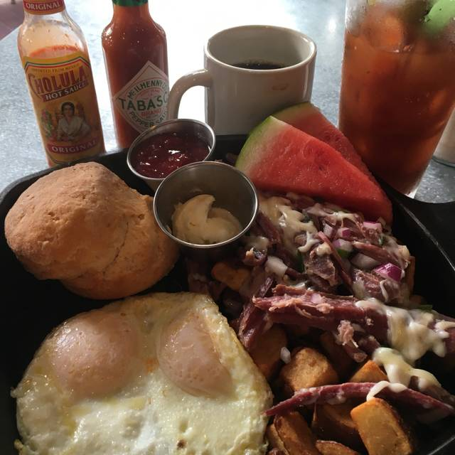 Hash House A Go Go, Chicago, IL