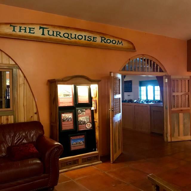 The Turquoise Room, Winslow, AZ