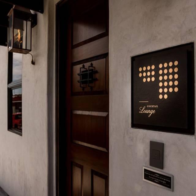 Eleven Twenty-Two Cocktail Lounge / Speakeasy, Paso Robles, CA