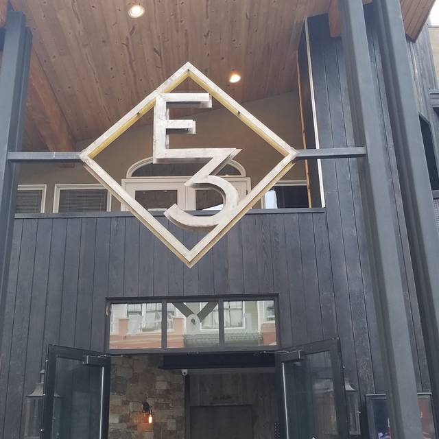 E3 Chophouse, Steamboat Springs, CO
