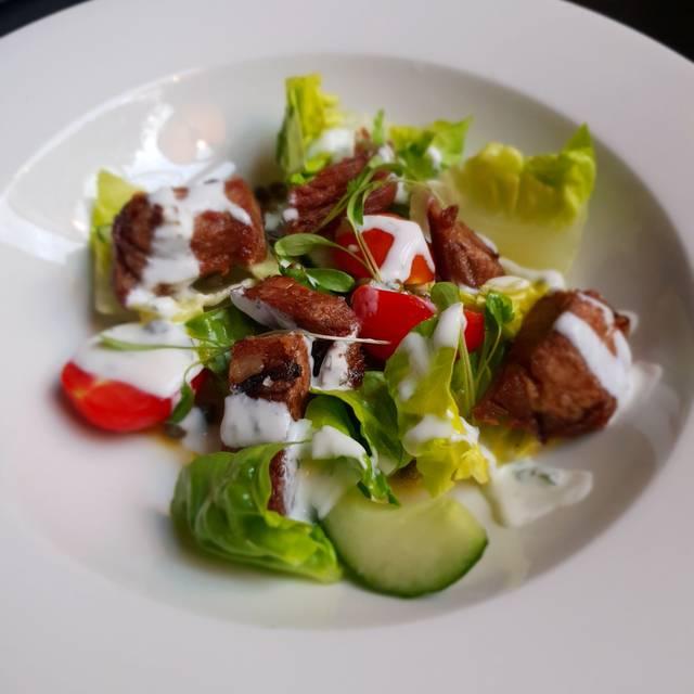 Fat Badger Grill, Harrogate, North Yorkshire