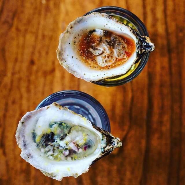 Amen Street Fish + Raw Bar, Charleston, SC