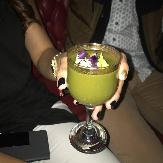Hanky Panky Cocktail Bar, Ciudad de México, CDMX