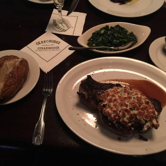Steak House Palm Beach: Okeechobee Steakhouse Restaurante