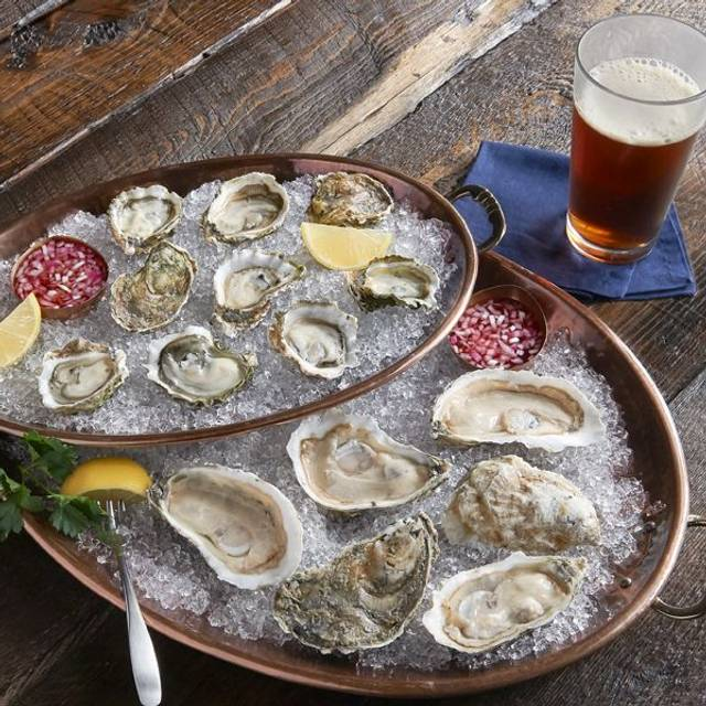 Signature Oysters - McCormick & Schmick's Harborside - Portland, Portland, OR