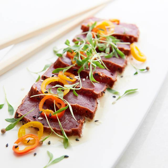 Bigeye Seared Ahi Tuna - McCormick & Schmick's Seafood - Atlanta (CNN Center), Atlanta, GA