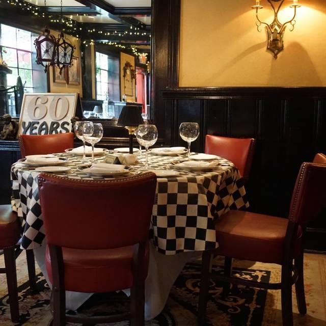 Old Angler's Inn, Potomac, MD